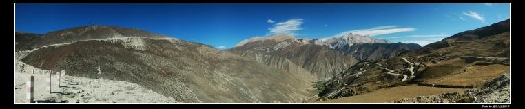 川藏线318国道沿途风景赏