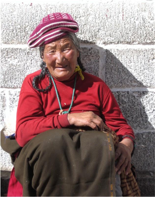 藏族祈祷纹身图案大全