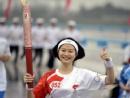 """谁是08北京奥运村""""第一美女"""""""