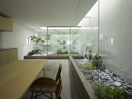 室内设计风格(3)-日本新锐设计-白房子里的树