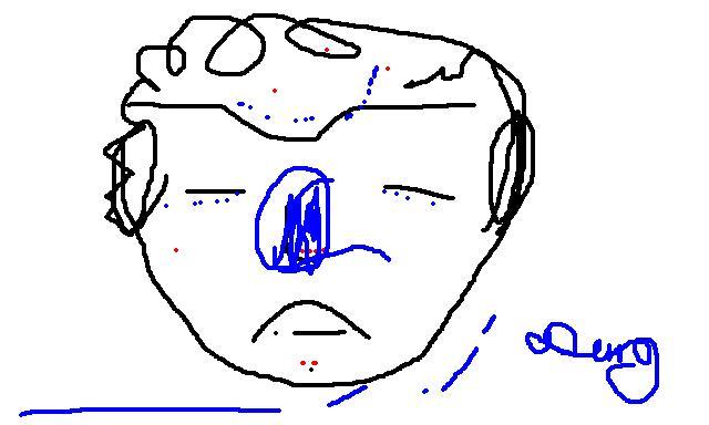 动漫 简笔画 卡通 漫画 手绘 头像 线稿 640_384
