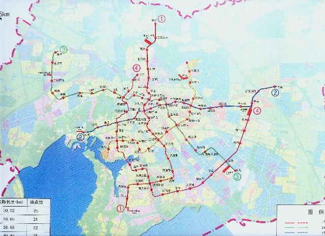 无锡地铁一号线地图
