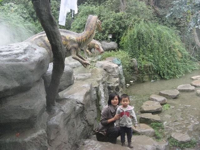 中华常州恐龙园一日游