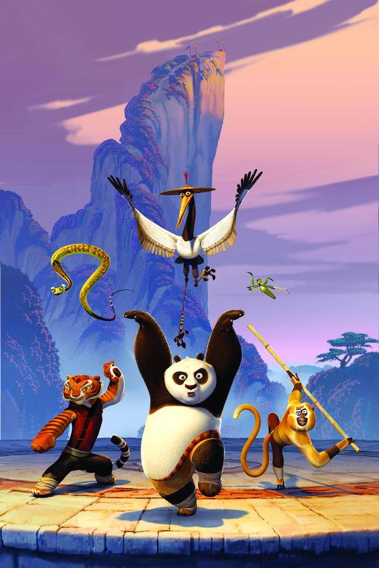 功夫熊猫 超人