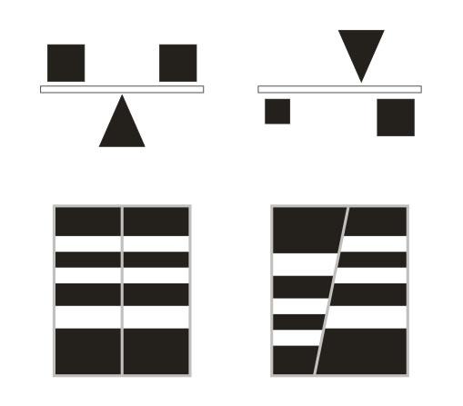 创意对称设计图