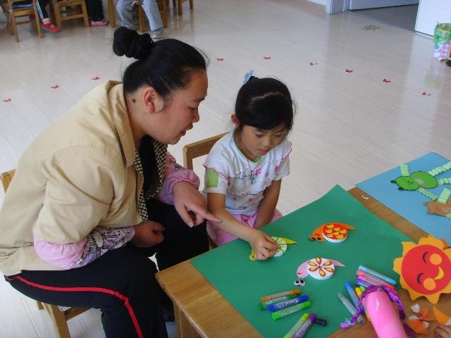 团结一幼幼儿手工作品制作比赛-萨尔图总园团结第一