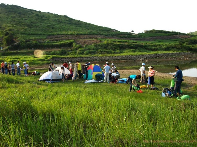 清晨的阳光带来了无限风光 俞山岛有着它独特的美 除了心旷神怡