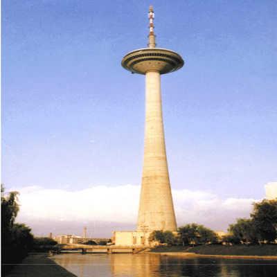 中国十大电视塔 中国之最系列