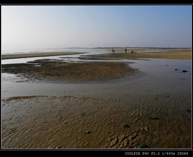 烟台养马岛(一):美丽的海滩(1)