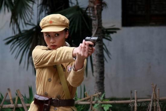 美女战士不是槟榔西施 - 曾念群 - 老曾的博客