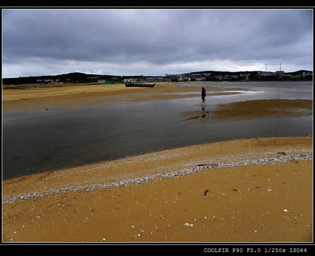 烟台养马岛(二):渔船与渔民