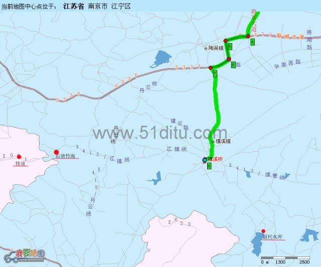 26游横溪石塘竹海,怪坡,赵村水库.路书,地图,照片